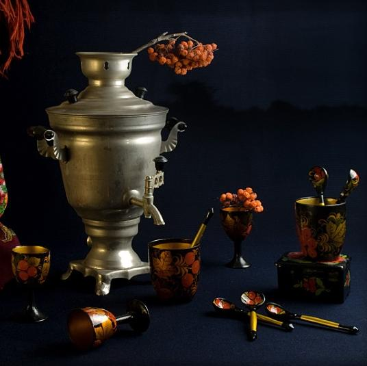 What is a samovar?