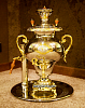"Exclusive shape Vase samovar ""Tula"""