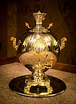 "Exclusive samovar ""Tula Ball"""