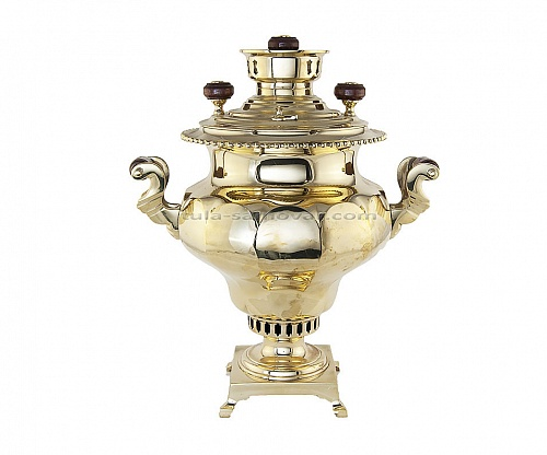 "Samovar ""Vase"" Vorontsov 5 years"