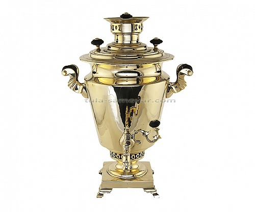 "Samovar smooth ""Salishev"""