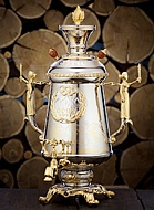 "Exclusive samovar ""Olympics"""
