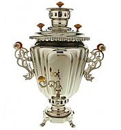 "Samovar ""Glass"" flame 7 liters"