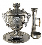 "Samovar ""Vase"" in the set"